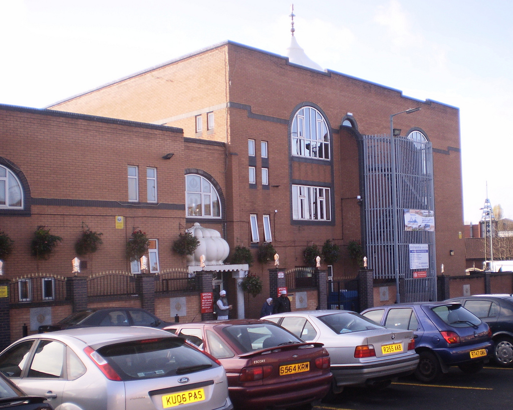 Gurdwara Nanak Parkash – Coventry