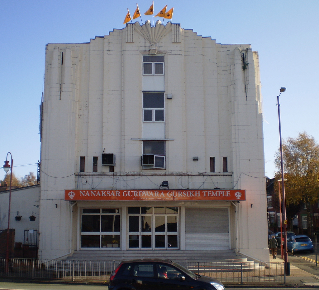 Nanaksar Gurdwara – Coventry
