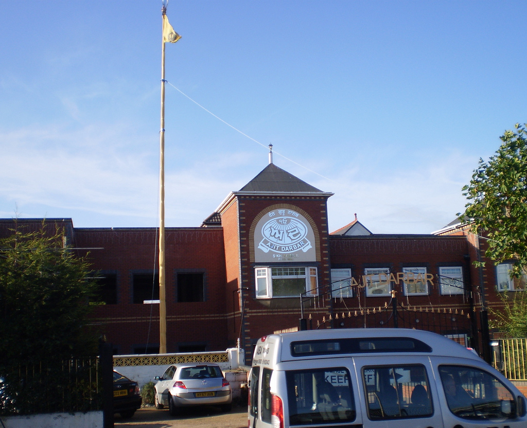 Gurdwara Ajit Darbar – Coventry
