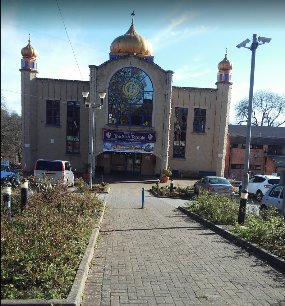 The Sikh Temple Leeds