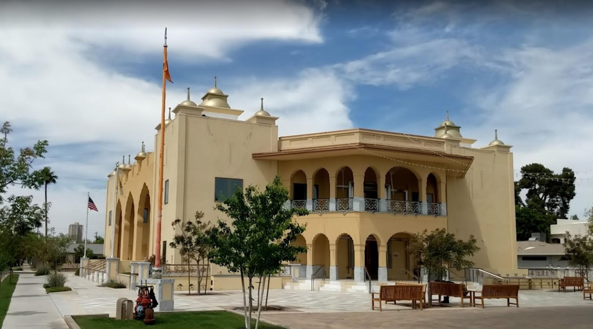 Gurdwara Sahib Guru Nanak Dwara -Phoenix